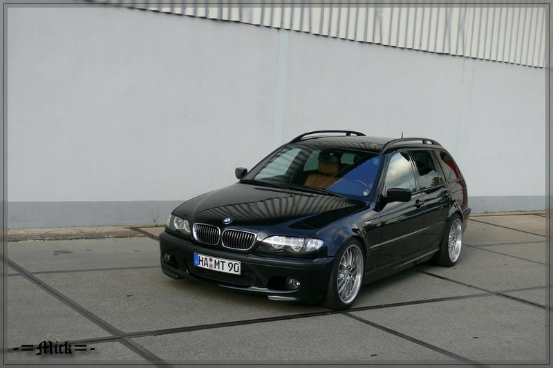 BMW Touring E46 330I